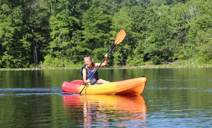 One-Hour Rental for Kayaks and Paddleboards at Boating in Boston (Up to 50% Off)
