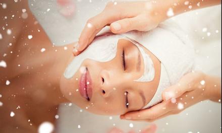 Soin du visage d1h beauté et détente, option modelage du dos de 25 min, dès 22 € à linstitut Glams Esthétique