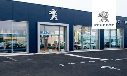 Forfait vidange au choix avec points de contrôle dès 39 € au centre Peugeot Etats Unis