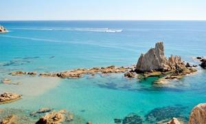La Perla Blu Excursion Boat: Tour in barca Ortigia e Grotte Marine di Siracusa con La Perla Blu Excursion Boat (sconto fino a 55%)