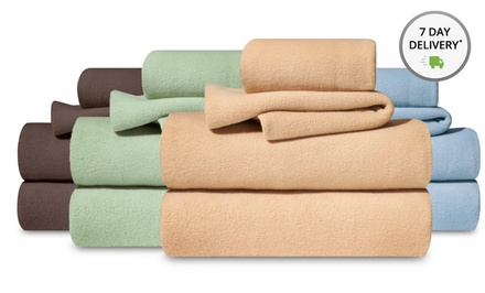 Fleece Sheet Sets. Multiple Styles Available. Free Returns.