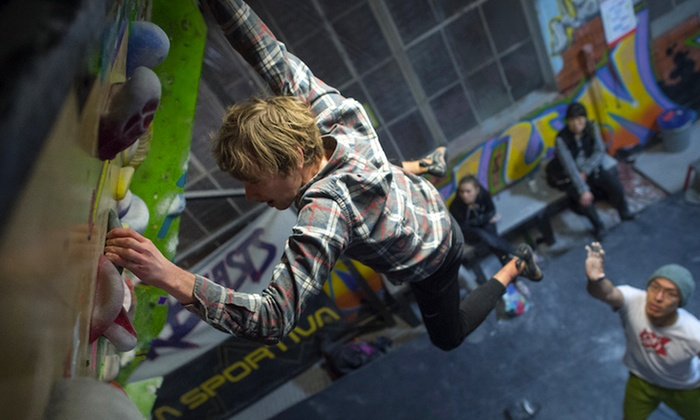 Brooklyn Boulders - New York: Learn the Ropes or Sessions Classes at Brooklyn Boulders (Up to 51% Off)
