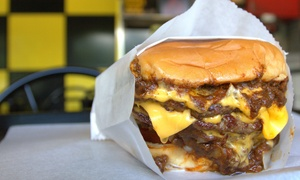 Philly Willies Burgers Steaks: $3 for $5 Worth of Burgers — Willies Burgers