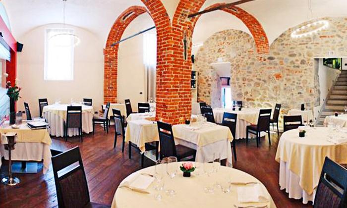 Ristorante Il Baluardo - RISTORANTE IL BALUARDO: Il Baluardo, una stella Michelin - Menu firmato Marc Lanteri e degustazione di vini da 64,99 €