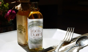 Pure Mountain Olive Oil: Gourmet Olive Oil, Balsamic Vinegar, and Salt at Pure Mountain Olive Oil (Up to 45% Off). 4 Options Available.