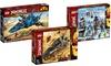 Set Lego Ninjago