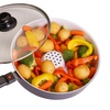 Ceramic Frying Pan with Vented Center