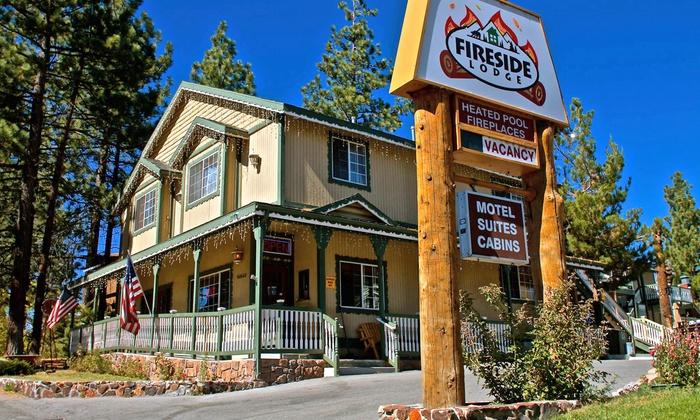 Mountain Lodge near Big Bear Lake