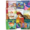 Brighter Child Keepsake Classic Storybooks Bundle (10-Piece)