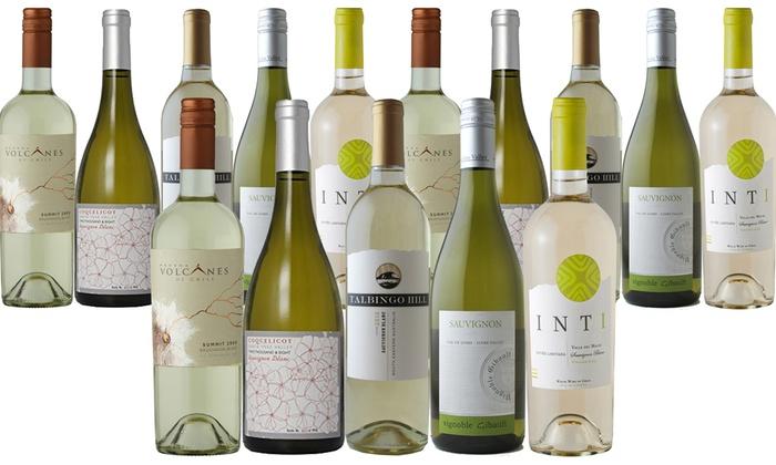 Splash Wines: 15 Bottles of Sauvignon Blanc from Splash Wines (74% Off)