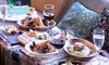 渋谷 / 魚介類のリゾットに牛肉のステーキなど+飲み放題180分