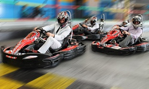 Fun City Sunshine: From $12 an Indoor Go-Kart Experience at Fun City Sunshine (From $27 Value)