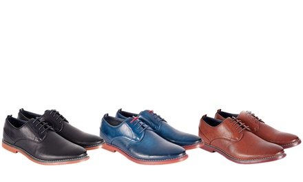 Tony's Casual Men's Lace-up Dress Shoes