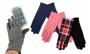 Women's Touch Screen Winter Gloves