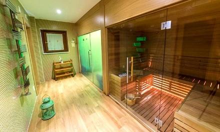 Ingresso Spa con massaggio relax a 39,90€euro