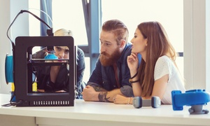 Build It Workspace: 3D Creations Class for One, Two, or Four with Complimentary Wine at  Build It Workspace (Up to 52% Off)