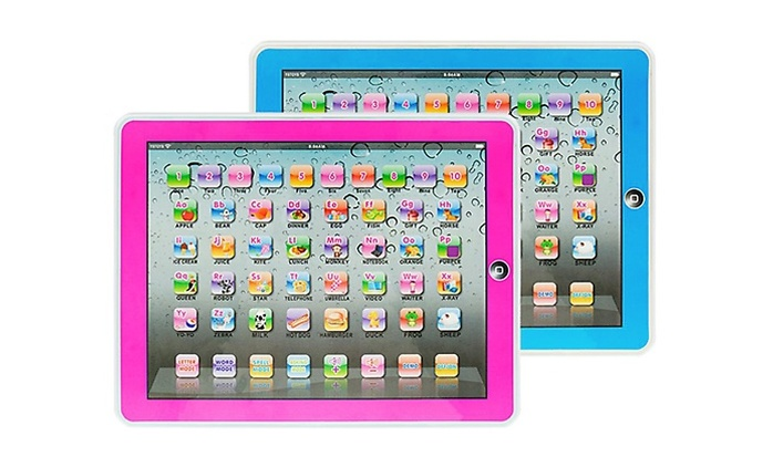Y-Pad Educational Toy with Backlight (1 & 2 Pack)