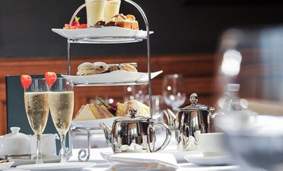 image for Afernoon Tea with Optional Prosecco for Two at Croham Hurst Golf Club