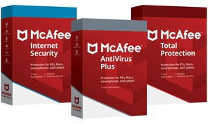 (PromotionHigh-Tech) McAfee 2018 -70% réduction