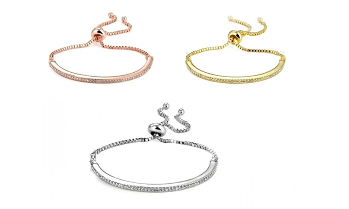 Fakurma UK: Friendship Bracelets Made with Swarovski Elements from AED 79 With Free Delivery (Up to 81% Off)