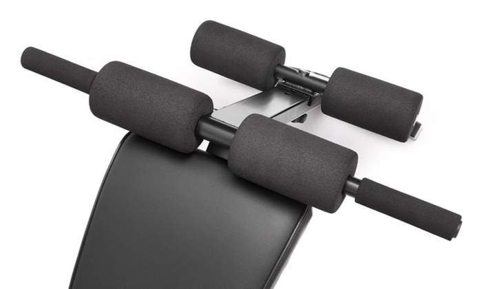 Adidas Exercise Weight Bench | Groupon Goods