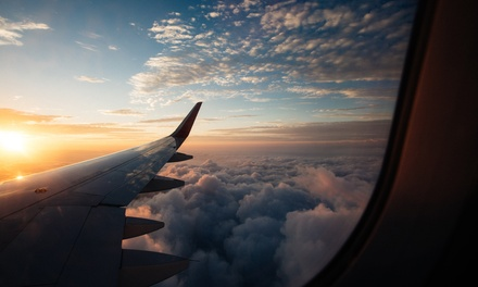 Discounts on Domestic and International Flights from R49 with Travelstart (67% Off)