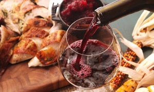 Bel Vino Bistro: Wine Flights and Bistro Lunch for Two or Four at Bel Vino Bistro (Up to 48% Off)