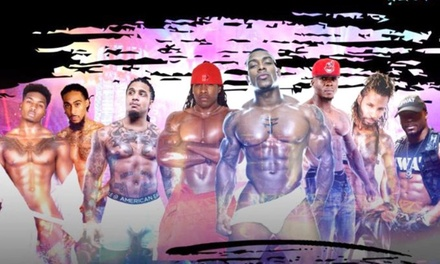 NC vs The World Presents: The Main Event Male Revue on September 8 at 7 p.m.