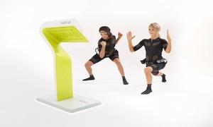 Wav-e:  1, 3 ou 5 séances d'exercices physiques avec la technique EMS nouvelle génération dès 16 € au centre Wav-e