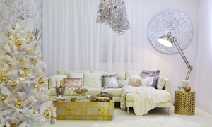 Ideal Home Show At Christmas: Ideal Home Show at Christmas, 23 - 27 November, London Olympia(Up to 56% Off)