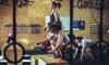 CrossFit - Vitrolles - Vitrolles: 5 séances ou 1 mois d'accès illimité de CrossFit pour 1 personne dès 9,90 € à la salle CrossFit - Vitrolles
