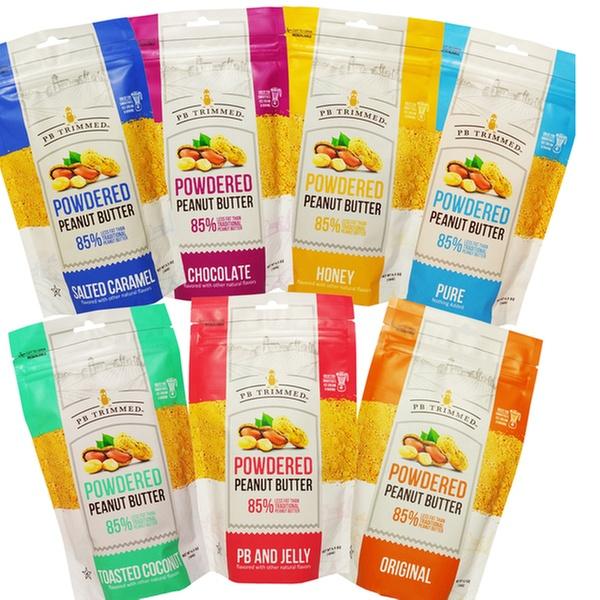 2ca0d77adb54 PB Trimmed Powdered Peanut Butter (7-Pack)