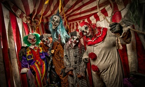 Pure Terror ScreamPark – Up to 22% Off at Pure Terror ScreamPark, plus 6.0% Cash Back from Ebates.