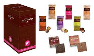 Boîte de chocolat MONBANA