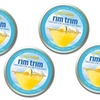 Lemon-Tangerine Rim Trim 4-Pack