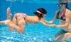 Swim with Gills - Multiple Locations: Six or Eight Kids' Group Swimming Lessons at Swim with Gills (52% Off)