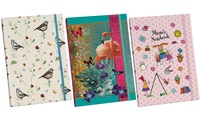 A5 Notebooks in Choice of Design for €3.99 (11% Off)