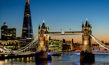 London: 1 or 2 Nights for Two