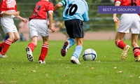 Five-Day Soccer School Summer Camp at Bobby Charlton Soccer & Sports Academy (46% Off)