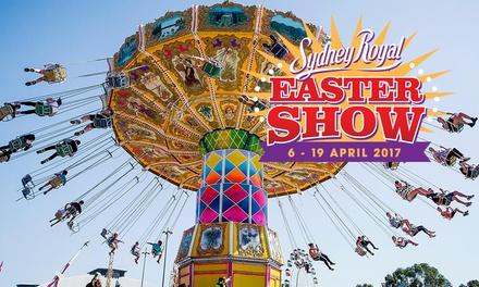 Sydney Royal Easter Show: Tickets at Sydney Olympic Park, 619 April