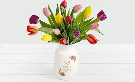 $19 Mother's Day Bouquet with Vase from ProFlowers – Four Options (52% Off)