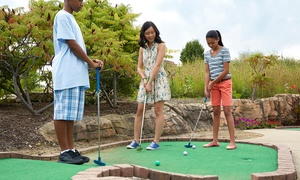 Up to 50% Off Mini Golf at Midway Golf Complex