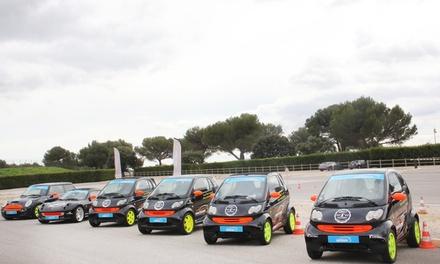 Leçon découverte en voiture pour 1 enfant de 7 à 18 ans de 30 minutes à 29,99€ chez Com1Grand