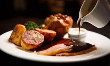 Sunday Lunch for Two or Four at the Mayfair Centre at the Sports Domes