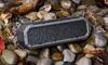 Merkury Innovations Hunter Rugged Wireless Bluetooth Speaker: Merkury Innovations Hunter Rugged Wireless Bluetooth Speaker