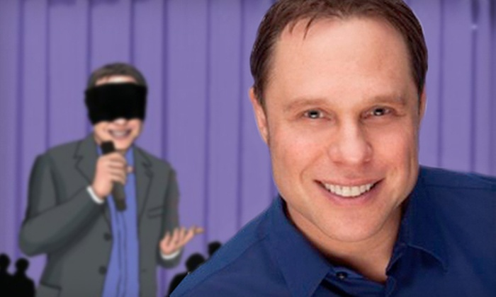 Randy Charach - Fairview: $25 for Randy Charach's Psychic Comedy Show for Two at Yuk Yuk's Vancouver (Up to $50 Value). Four Dates Available.