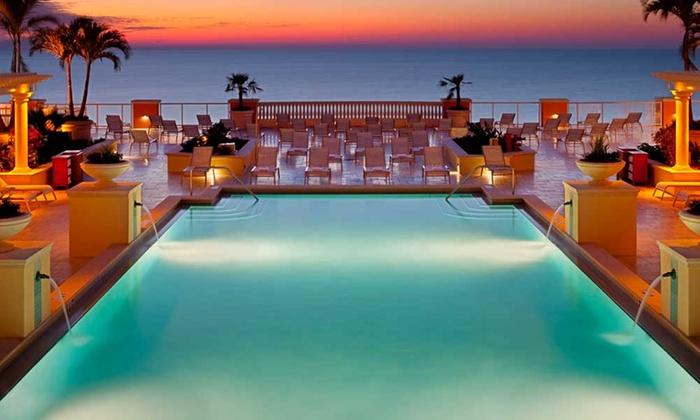 Sandava Spa At The Hyatt Regency Clearwater Beach Resort And