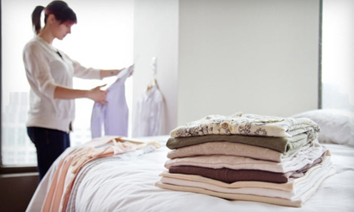 Prestige Laundry V - Forest Hills,Parkside: $25 Worth of Dry Cleaning or Laundry