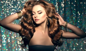 Luxe Style Bar: One or Three Blowouts or the Luxe Package at Luxe Style Bar (Up to 52% Off)