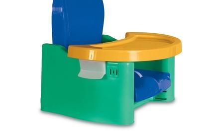 Alzatina sedia per bambini Joycare JC-1225 dotata di cintura di sicurezza